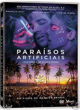 DVD Paraisos Artificiais [ Les Paradis Artificiels ] [Tecno Music Festival ]