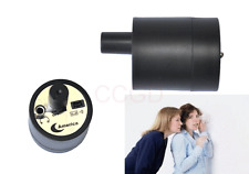 Mini Spy Ear Amplifier Wall Device Audio Listening voice Bug Wiretap Black