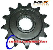 RFX RACE SERIES 13 TEETH FRONT GEARBOX DRIVE SPROCKET for KTM SX XC EXC 125 150