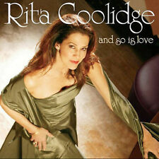 RITA COOLIDGE - And So Is Love, 2005 Jazz Vocals CD