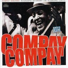 Compay Segundo Live 2-CD NEW SEALED 2004 Jazz Cuban/Latin