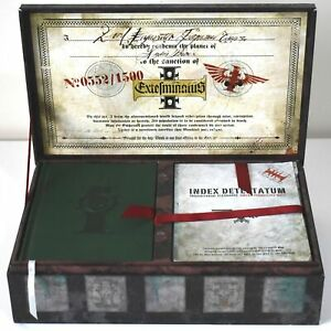 Apocalypse Collector's Edition Limited Box Set OOP #552/1500 Warhammer 40k