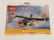Lego Creator Promo Coast Guard Helicopter Set 30181  - 2012