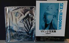 Madonna - Sex Book - Japanese Edition Sealed