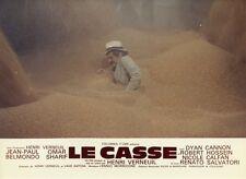 OMAR SHARIF LE CASSE 1971 VINTAGE PHOTO ORIGINAL #7