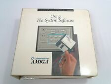 Commodre Amiga Using The System Software Manual / Disks Version 2.05