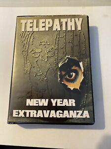 Rare Telepathy New Years Eve 1994 / 1995 Jungle / Drum & Bass Rave Tape Pack