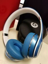 Beats Solo2 Luxe Edition Wired On-ear Headphones, Blue - OPEN BOX