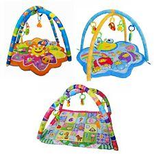 Spieldecke Erlebnisdecke Baby Spielbogen Krabbeldecke Sonne ABC Schmetterling