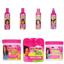 AFRICAN PRIDE DREAM KIDS OLIVE MIRACLE HAIR PRODUCTS FULL RANGE + TRACK DELIVERY