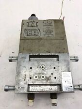 DUNGS DMV-DLE 520/11 DOUBLE SOLENOID VALVE 500 BAR 222599, FAST SHIP! (B446)