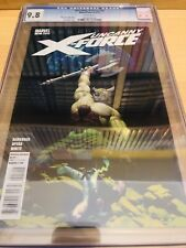 UNCANNY X-FORCE #3 CGC GRADED 9.8 ESAD RIBIC COVER RICK REMENDER JEROME OPENA