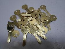 Qty = 28  Key Blanks: Yale GFK