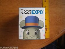 D23 EXPO 2015 Jiminy Cricket 75th Anniversary Vinylmation MIB box LE 2500
