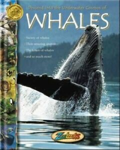 Whales (Zoobooks) by Wexo, John B. Book The Fast Free Shipping