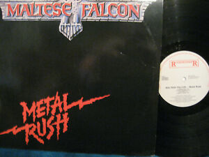 Maltese Falcon Metal Rush LP