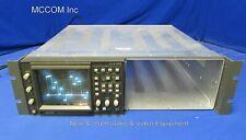 Leader LV 5100D Component Digital Waveform Monitor w/ rackmount, scale lights