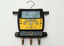 Fieldpiece Sman3 Hvac Hvacr 3 Port Digital Refrigeration Manifold Vacuum Gauge