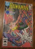 HAWKMAN #16 1987 DC Comics Book