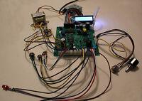 Vacuum tube tester, Digital LCD tester KIT