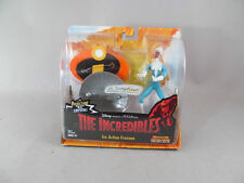 Disney Pixar The Incredibles Ice Action Frozone Action Figure Toy New