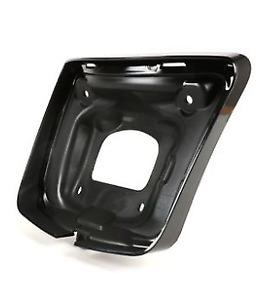 Motonostra Rücklicht Rahmen Schwarz glänzend für Vespa GTS
