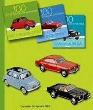 100 ANNI DI ITALIA IN AUTOMOBILE SCEGLI DAL MENU A TENDINA