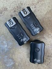 Photo Flash Speedlight Wireless Triggers - Canon / Nikon Wireless Flash Triggers