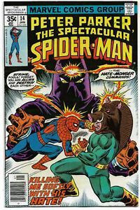SPECTACULAR SPIDER-MAN#14 VF/NM 1978 MARVEL BRONZE AGE COMICS