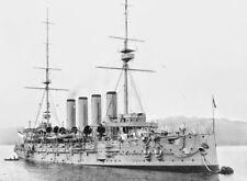 ROYAL NAVY DIADEM CLASS PROTECTED CRUISER HMS NIOBE