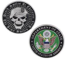 l'armée américaine Collection Défi commémoratif de pièces monnaie Art Souvenir