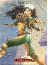 Marvel Masterpieces 2007 Base Card #69 Rogue
