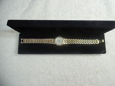 Armitron Now Gold Tone Watch 160-36C
