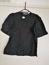 Country Road Trenery Women Laides 100 Linen Tee T-shirt Top S8/10 Xl14/16 Xxl18 S