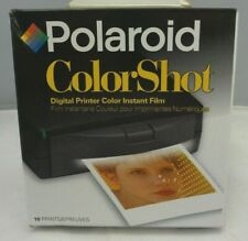 Polaroid ColorShot Digital Printer Color Instant Film Pack 2000 Exp Date NOS
