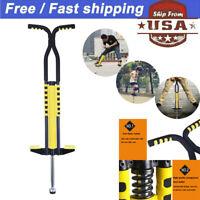 Pogo Stick Jackhammer Jump Stick for Children and Adults Balance Sports Trainer