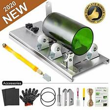 Glass Bottle Cutter Kit, Bottle Cutter DIY Machine for Cutting Round, Square,