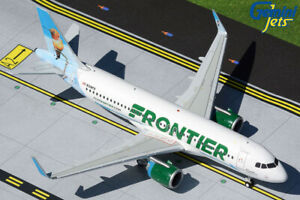 Gemini Jets 1:200 Frontier Airbus A320neo N318FR G2FFT897 IN STOCK