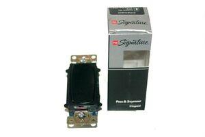 Pass & Seymour #STM874BKCC8 - Four Way Switch-Black - New