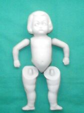 dollhouse doll -girl- antique porcelain approx. 7""
