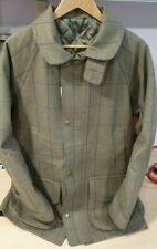 E.J. Churchill Olive Tweed Shooting Jacket