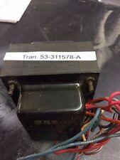 Electronic Transformer Type 53-311578-A