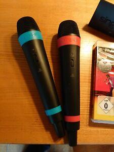 Singstar ps3 mikrofone wireless   Mit 3 Spielen
