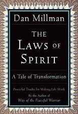 THE LAWS OF SPIRIT - by DAN MILLMAN  -  PAPERBACK - 2001