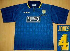 sale VINNIE JONES Wimbledon 1995 1996 shirt CORE jersey 95 90 football leeds afc