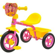 NEW The Wiggles Emma Trike With Bucket Steel Frame Bike Christmas Birthday Gift