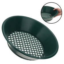13''Gold Panning Mineral Sifting Prospect Pan Classifier Sieve Detecting Kit vb