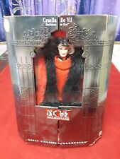 Cruella De Vil Ruthless in Red - Great Villains Collection