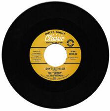 Cecil Washington I Don't Like to Lose/Mel Britt Running Back Northern Soul