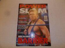 Power Slam Wrestling Magazine Issue 191 June 2010